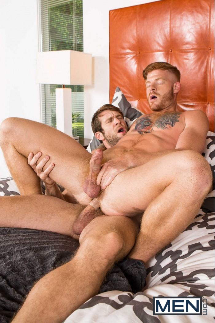 image Gay men having sex boy lucky luckas gets a