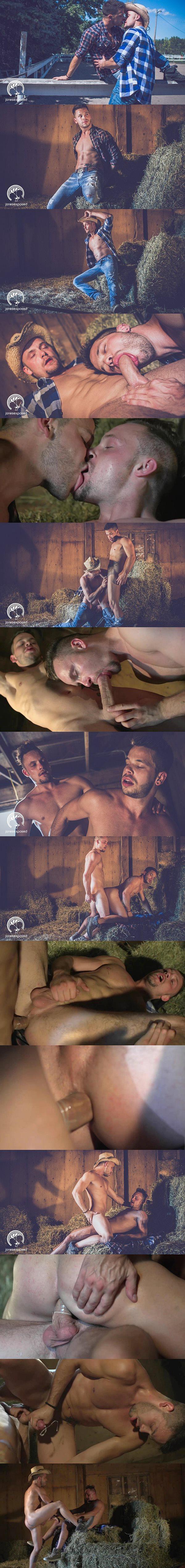 Fazendo sexo gay com o cowboy 1