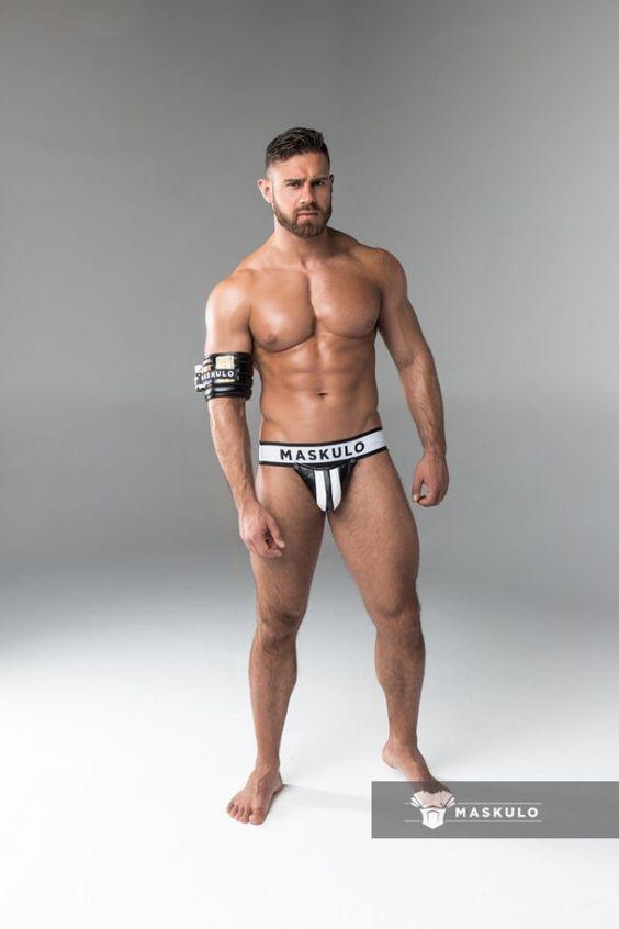 Fotos quentes do modelo Konstantin Kamynin 5