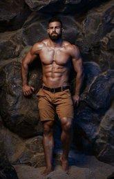 Fotos quentes do modelo Konstantin Kamynin 1