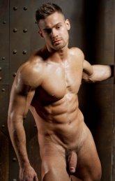 Fotos quentes do modelo Konstantin Kamynin 10