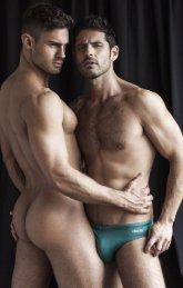 Fotos quentes do modelo Konstantin Kamynin 13