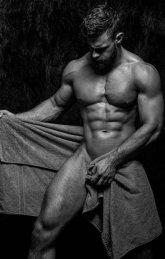 Fotos quentes do modelo Konstantin Kamynin 20
