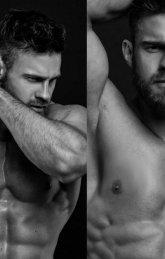 Fotos quentes do modelo Konstantin Kamynin 26
