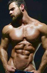Fotos quentes do modelo Konstantin Kamynin 3