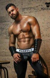 Fotos quentes do modelo Konstantin Kamynin 6
