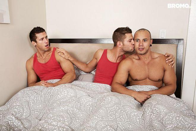 Transando com meu namorado gostoso gay 1