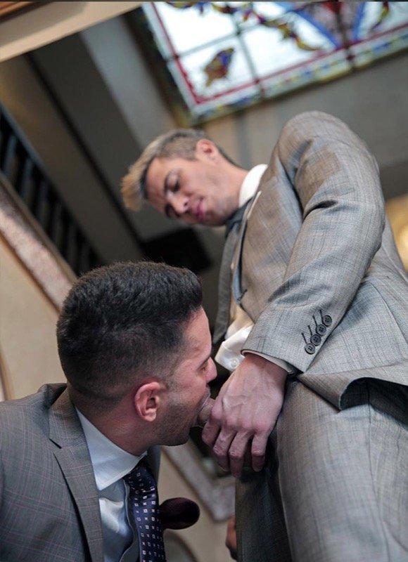 Advogados gostosos transando - Maikel Cash e Robbie Rojo 11