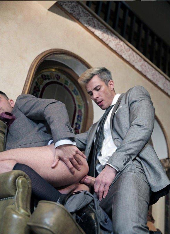 Advogados gostosos transando - Maikel Cash e Robbie Rojo 12