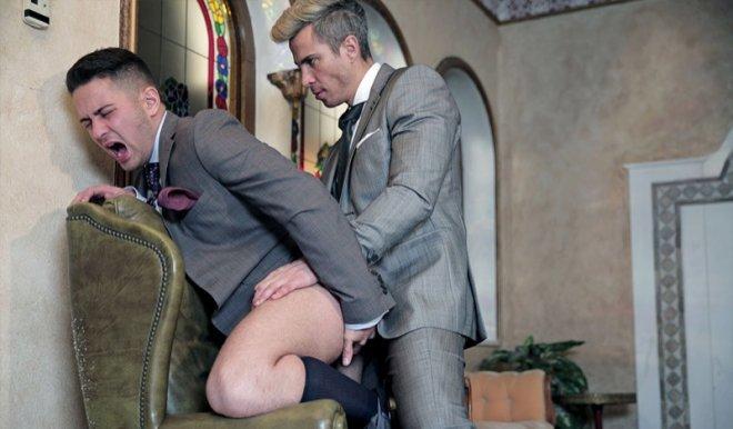 Advogados gostosos transando - Maikel Cash e Robbie Rojo 15
