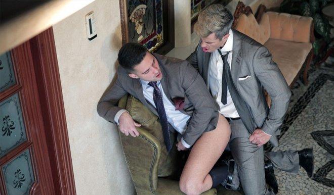 Advogados gostosos transando - Maikel Cash e Robbie Rojo 16
