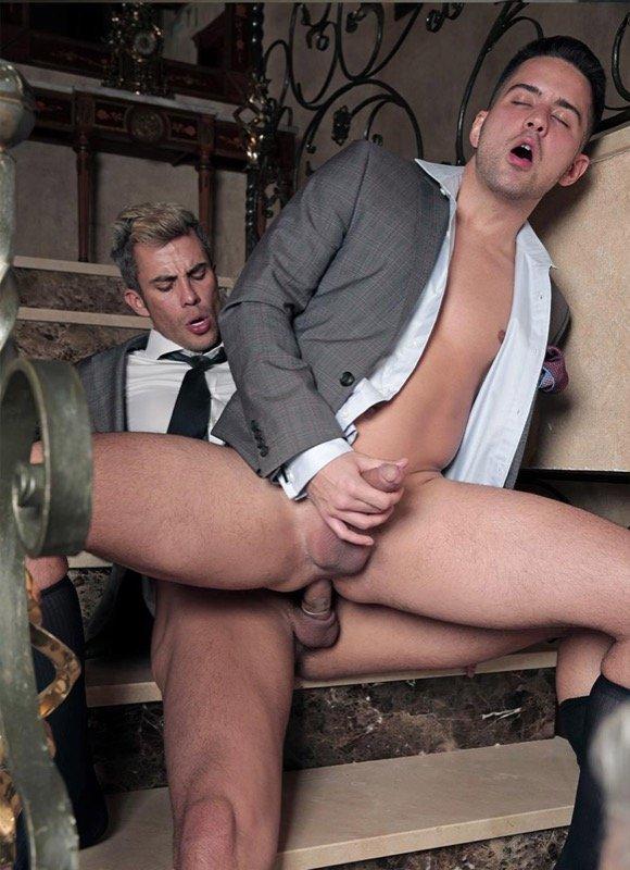 Advogados gostosos transando - Maikel Cash e Robbie Rojo 18