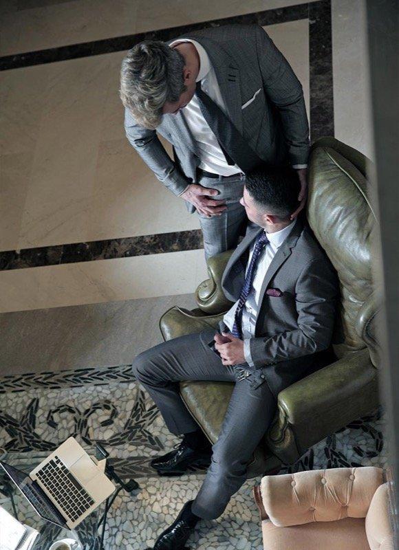Advogados gostosos transando - Maikel Cash e Robbie Rojo 6