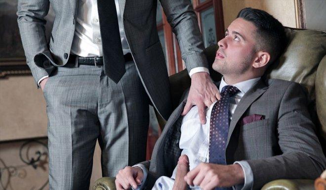 Advogados gostosos transando - Maikel Cash e Robbie Rojo 7