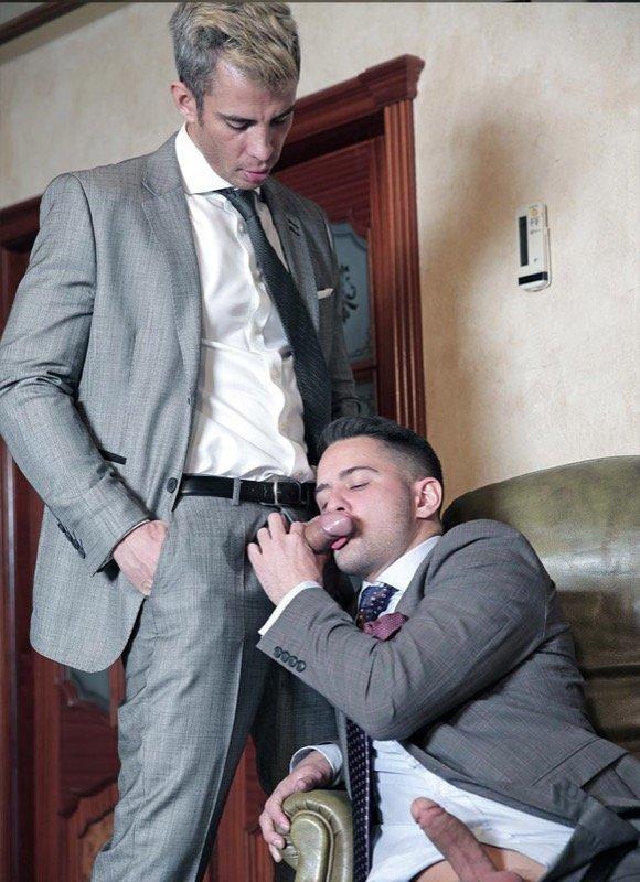 Advogados gostosos transando - Maikel Cash e Robbie Rojo 8