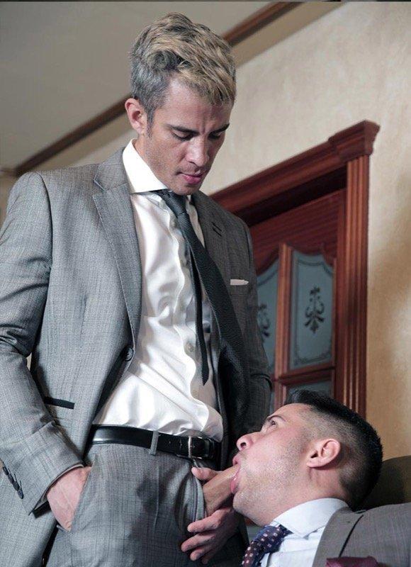 Advogados gostosos transando - Maikel Cash e Robbie Rojo 9