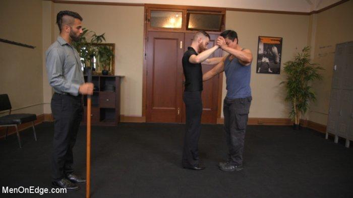 Transando com Adam Ramzi a força 3