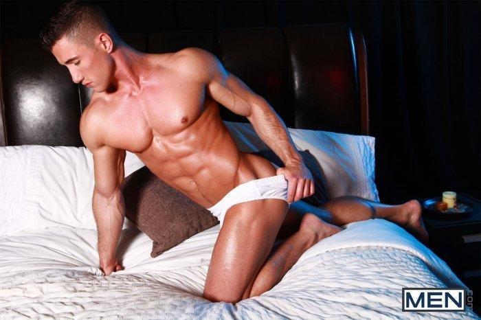 Homens nus - Marco Rubi na MEN.com 9