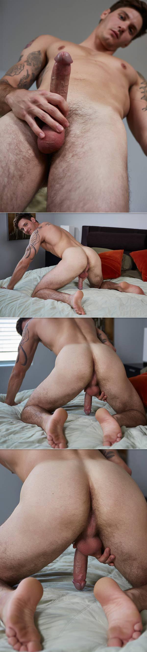 Sebastian: um lindo modelo pornográfico 4